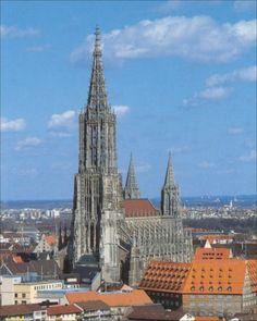 Ulm Münster, Germany
