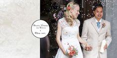 Eine Vietnamesisch-Schweizerische Hochzeit in Weiss, Koralle & Mint Mint, Trends, Coral, Inspiration, Wedding Dresses, Fashion, Wedding Anniversary, Dress Wedding, Nice Asses