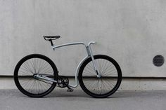 viks 'anniveloversary' steel tube fixed gear commuter bike by velonia bicycles