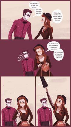 Hades' Holiday :: Part 2. Page 8 | Tapastic Comics - image 1