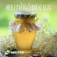 Heky.cz | Vychytávky | Jak si uvařit pampeliškový med - Heky.cz | Vychytávky Planter Pots, Smoothie, Syrup, Smoothies