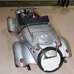 1957 Messerschmitt Kabinenroller