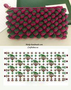 Crochet-strawberry-chart-for-purse.jpg 480×606 ピクセル