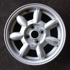 """14"""" 14X5.5 1990 1991 1992 MAZDA MX-5 MIATA OEM Factory Original Wheel Rim 64722 8BN137600 -- Awesome products selected by Anna Churchill"""