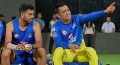 Cricket Sport, Cricket Match, Ms Dhoni Profile, Shane Watson, Ravindra Jadeja, Latest Cricket News, Chennai Super Kings, Mumbai Indians, Sweat It Out