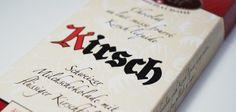 Interesting Facts About Switzerland: Swiss milk chocolate with Kirsch Liqueur