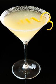 lemon drop martini recipe