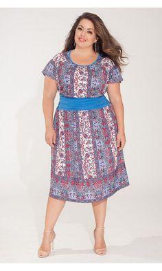 0b6fba8998 Fashion Bug Plus Size  Dresses  Women s Plus Size Riley Dress www.