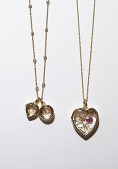 loquet london lockets - Read more on One Fab Day: http://onefabday.com/loquet-london-lockets/