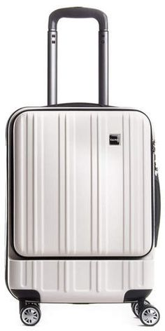 """20"""" Carry-On Spinner  #ad #travel #luggage #airplane"""