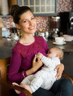 Cute breastfeeding outfits! - Milk Nursingwear