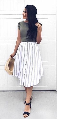 summer outfits Such A Beautiful Outfit ❤️#apofash