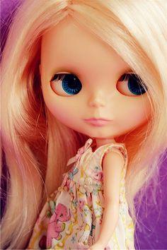 Blythe 1972 Kenner Blonde | euniceeva | Flickr
