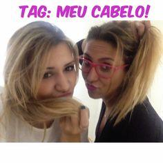 TAG: Meu Cabelo!! Com May Morato da GLAMOUR PINK    por Beatris Ramos | Idéias de Artista       - http://modatrade.com.br/tag-meu-cabelo-com-may-morato-da-glamour-pink