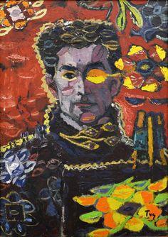 Post Impressionism, Bucharest Romania, Expressionism, Portrait, Artist, Painting, Pocket, Ideas, Headshot Photography