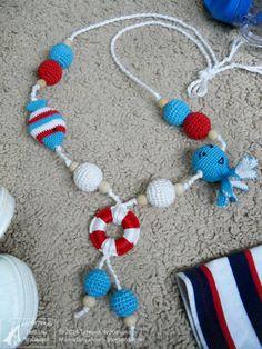 слингобусы морские и развивающая игрушка стручок гороха