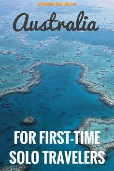 It's a huge country but plenty of solo women travel to Australia - and love it. Find out more.