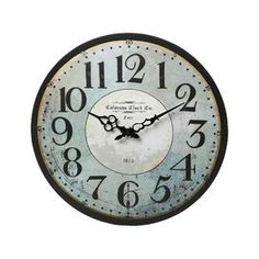 Classic Colorado Wall Clock