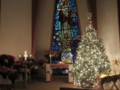 Latvian-American Adventures & Opinions: Christmas in the Washington, D.C. Latvian Lutheran Church
