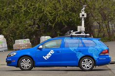 These German carmakers are buying Nokia's Here maps for $3 billion