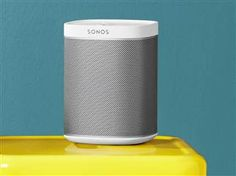 Tiny $199 Sonos Play:1 speaker fills a room with wireless tunes - NBC News.com. Sonos is the big name in wireless stereo speakers. It has introduced a basic option as a gateway into the Sonos universe. Along with a bridge and Wi-fi, you can stream music all over your house with various speakers in different rooms.