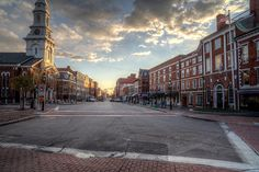Portsmouth, New Hampshire | 11 Coolest Small Cities It's Time To Road Trip To