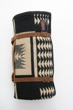 Pendleton Blanket I have to say that I have complete product lust with this site.
