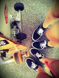 one day ill learn to skateboard<3