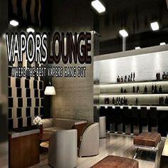 vapor lounge design - Google Search