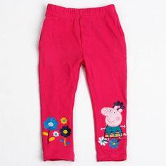 Buzo Fucsia Peppa Pig, Tallas 18 meses a 6 años, Valor 7.990.- Peppa Pig, Pajama Pants, Pajamas, Sweatpants, Winter, Oem, Cotton, Fashion, Hot Pink