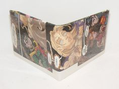Comic Book Wallet// Young Justice// Robin, Secret, Impulse, and Superboy, $3.50wow... Amazing