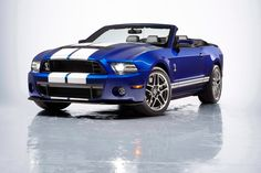 2013 Mustang Shelby GT500