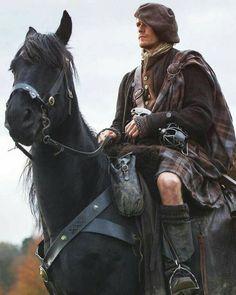 Highlander Jamie Fraser - Outlander