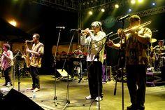 Skatalites @CircoVoador - RJ - 2011