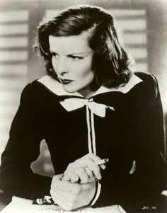 Katharine Hepburn  One of my ultimate favs!