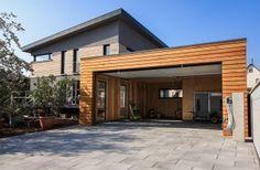 Montovaná garáž 6,3x6,3 m - Friedelsheim - Montované garáže a parkovací stání - Realizace   NATURHOUSE®
