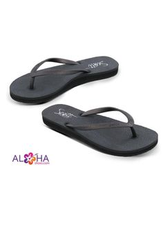 4fe3dbfa6e192 Scott Hawaii Women s Moena Yoga Flip Flops in Three Colors