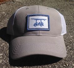 Stylish and now in versatile grey! You need this trucker hat!