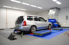 2004 Subaru Forester XT  Dynoed at Mann Engineering Tuned by Delicious Tuning!