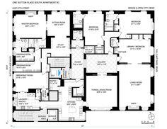 1 Sutton Pl. South #9CD - Co-op Apartment Sale in Sutton Place, Manhattan | StreetEasy