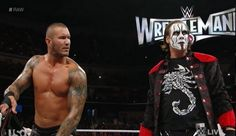 "The ""Vigilante"" known as Sting showed up on ""Monday Night Raw"" and sided with an unlikely ally to take on The Authority."