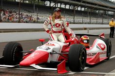 Qualifying report from the #Indy500 on PippaMann.com. :)