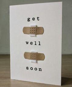 nice card for hospital