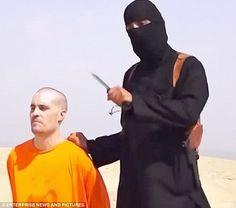 British ISIS terrorist 'Jihadi John' also killed another American journalist, James Foley ...