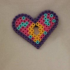 Heart magnet from Teresa's Crafty Creations for $6.00