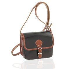 Kožená kabelka Campagna, brown | Bonami