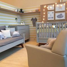 Baby Bedroom, Baby Room Decor, Bedroom Decor, Baby Design, Home Staging, Home Fashion, Girl Room, Sweet Home, House Design