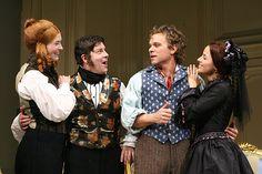 """Norbert Leo Butz in """"Is He Dead Yet?"""", a long-lost Mark Twain play."""