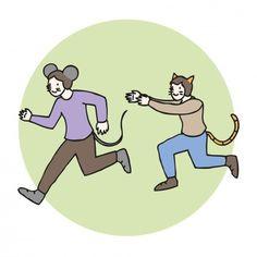 Topo e gatto