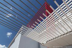 F1 Austin | Grandstand by Miró Rivera Architects